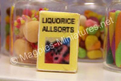 Liquorice Allsorts
