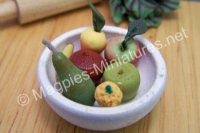 Fruit in a Bowl