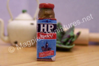 HP Sauce-1950's onwards