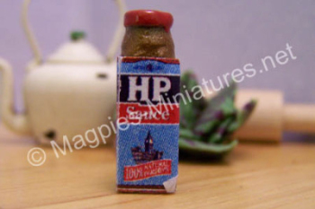 HP Sauce-1950's onwards