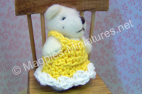 Tiny Teds - Yellow