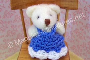 Tiny Teds - Blue