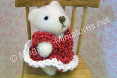 Tiny Teds - Red