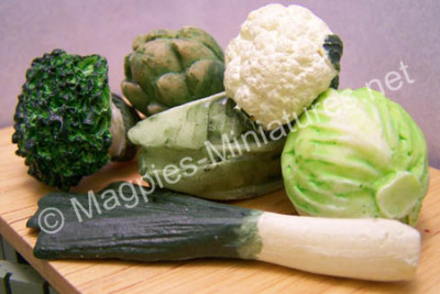 Mixed Vegetables - 6 pack - Oversized