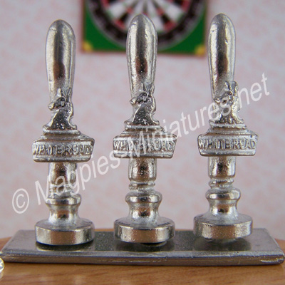 Triple Bar Pumps