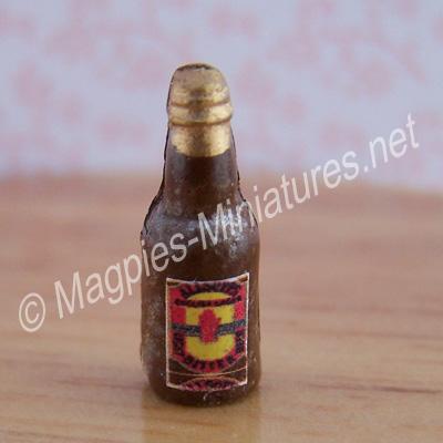 Beer Bottle - 1890's - 1930