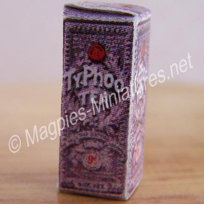 Typhoo Tea-Grey-Date 1905.
