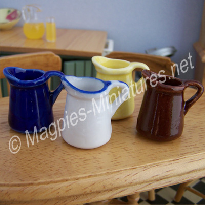 Set of 4 Jugs