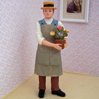 Man - Gardener