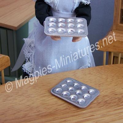 Baking Trays Set of 2