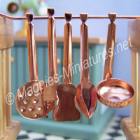 Copper Cooking Tools