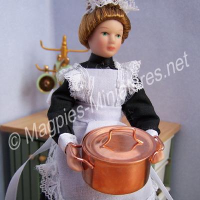 Copper Cook Pot