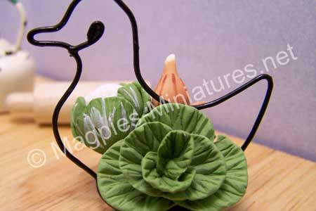7453 vegetable cabbage set