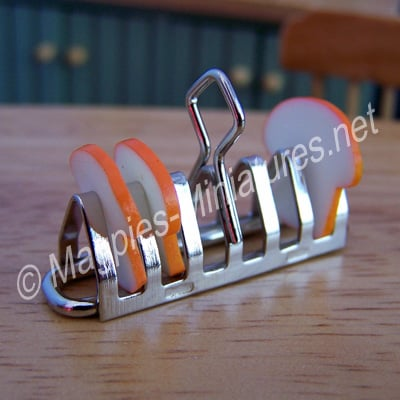 Toast and Toast Rack