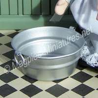 Galvanised Zinc Washing Tub