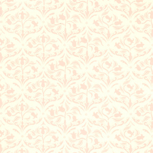 Wallpaper Tulip Arabesque, Pink