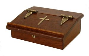 Bible Box - Finished to a high standard