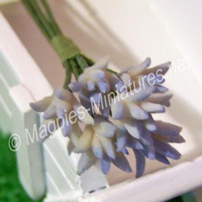 Flower Stem - Blue