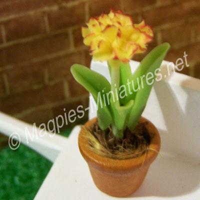 Single Flower - Yellow