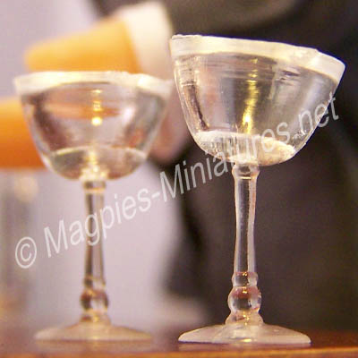 Martini Glasses - Set of Two