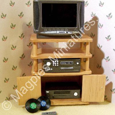 Modern TV, DVD Stereo Unit