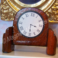 Wood Mantle Clock-REDUCED TO CLEAR