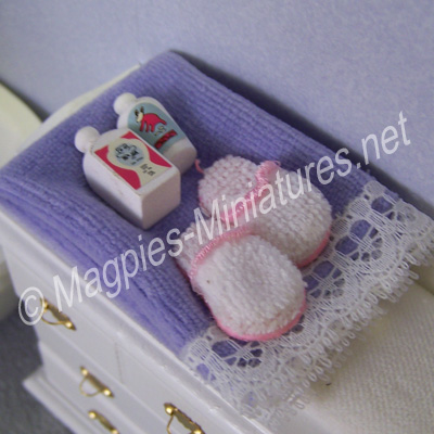 Lavender Wash Accessories