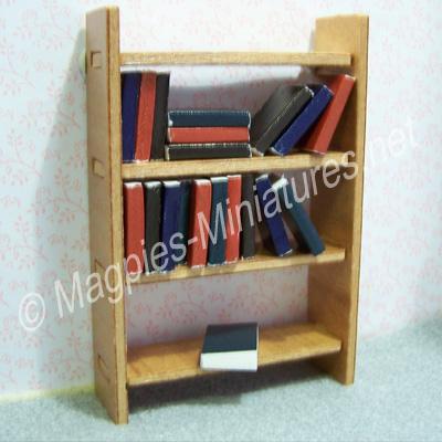 Small Bookcase and Books