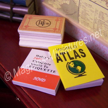 Various Study Books