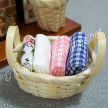 Basket of Linen