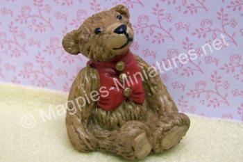 Itty Bitty Bear - Peter
