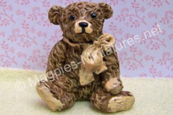 Itty Bitty Bear - James