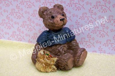 Itty Bitty Bear - Luke