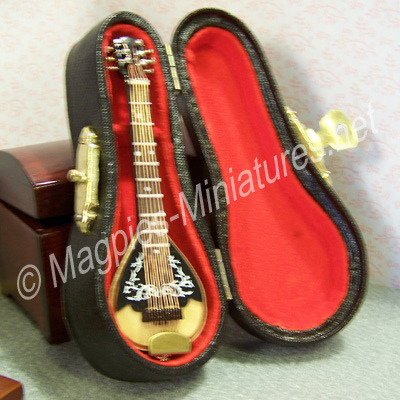 9153 mandolin in case