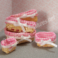 Set of 5 Baskets