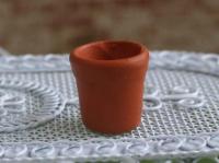 Tiny Flower Pot - Terracotta