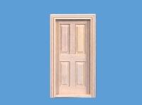 Cottage Door - Wood