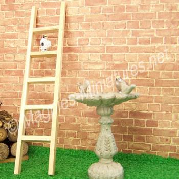 6 inch Straight Ladder