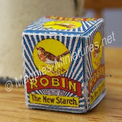 Robin Starch - 1930's