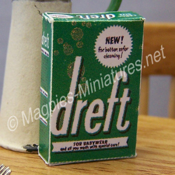 Dreft Soap Powder - 1958