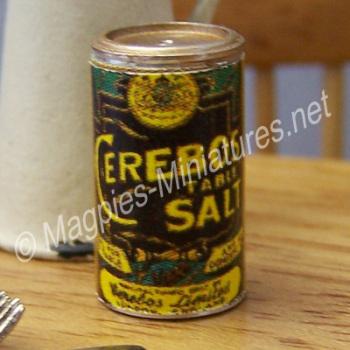 Cerebo's Salt - 1930