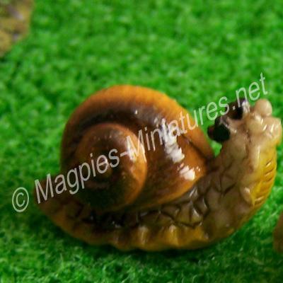 Snail Garden Ornament