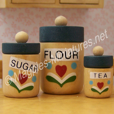 Kitchen Storage Jar Set