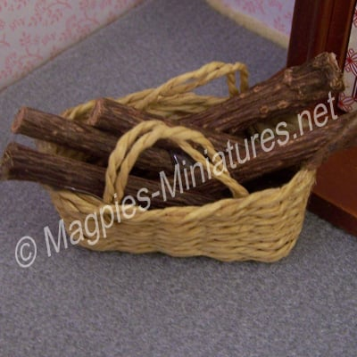 Basket & Logs