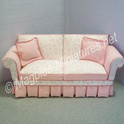 Shabby Chic Sofa