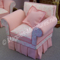 Shabby Chic Chair-REDUCED FURTHER!