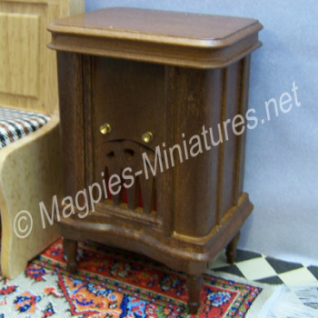 Classic Style Radiogram - Walnut Colour