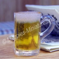 Beer Mug - Filled