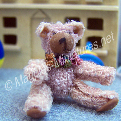 d932d sitting bear - beige