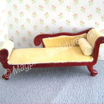 Chaise Longue - Cream